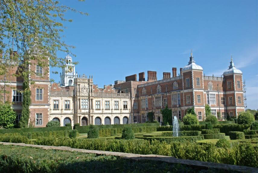Hatfield House Hertfordshire England