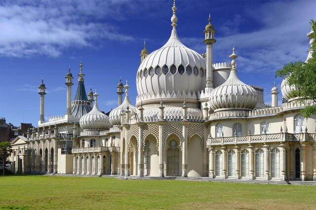 Royal Pavilion in Brighton East Sussex England