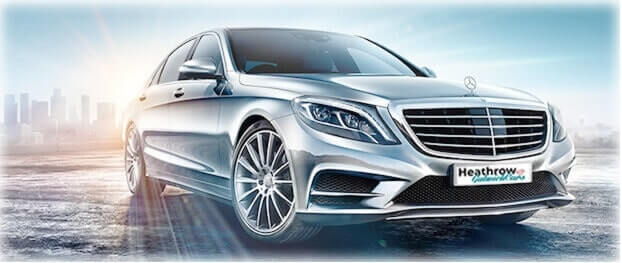 mercedes s class executive chauffeur services