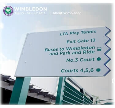 getting to wimbledon direction