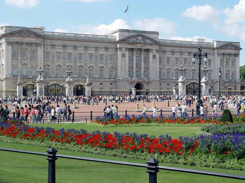 Buckingham Palace London Great Britain