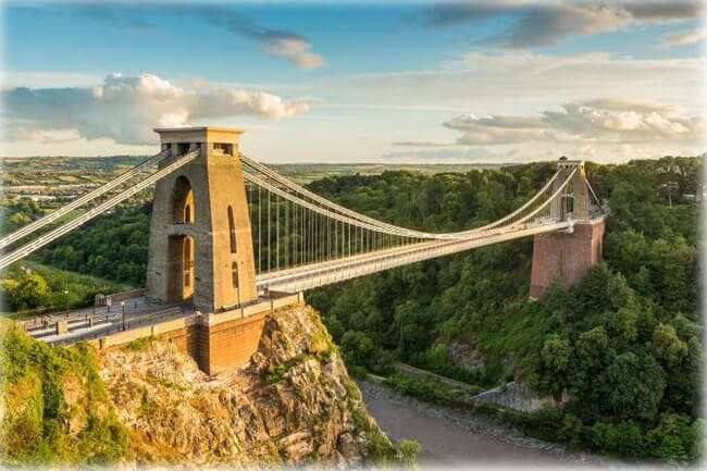Gatwick Airport North Terminal Postcode >> Bristol, England - One of the UK's Most Prominent Tourist ...