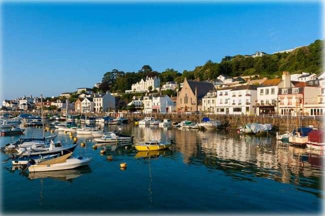 Village of Saint Aubin Jersey, Island - Tourist Attractions